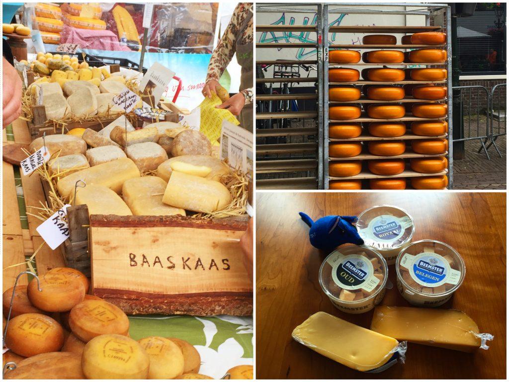 Holländischer Käse - Beemster, Gouda und Baaskaas