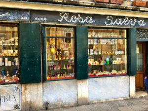 Kaffebar Rosa Salva