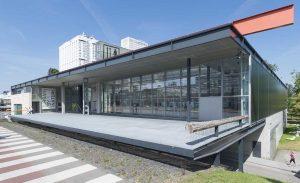 Kunsthalle in Rotterdam