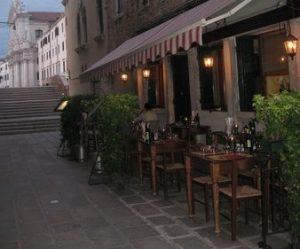 Trattoria Storico in Venedig