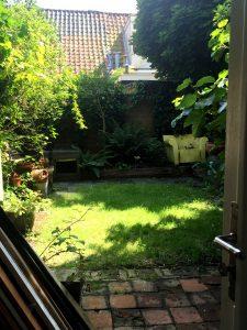 B&B mit eigenem Garten